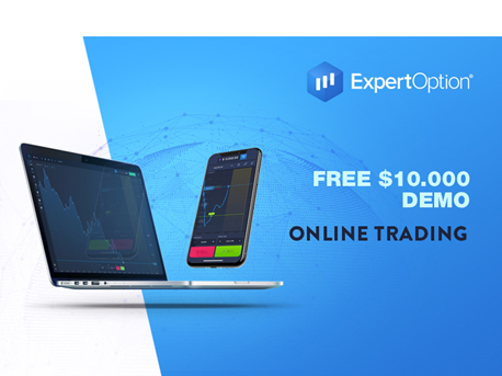 Why choose broker EXPERTOPTION?