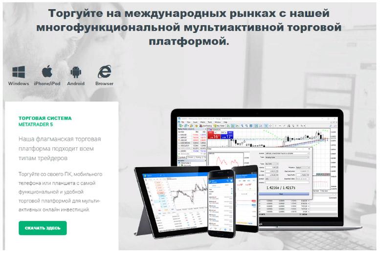 Брокер Kiexo – новые возможности для трейдинга