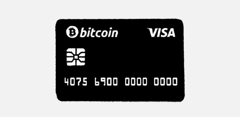Первая криптовалютная транзакция от VISA